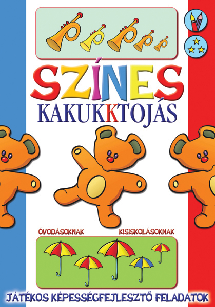 Színes KAKUKKTOJÁS