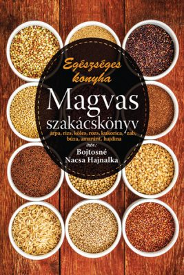 Magvas szakácskönyv