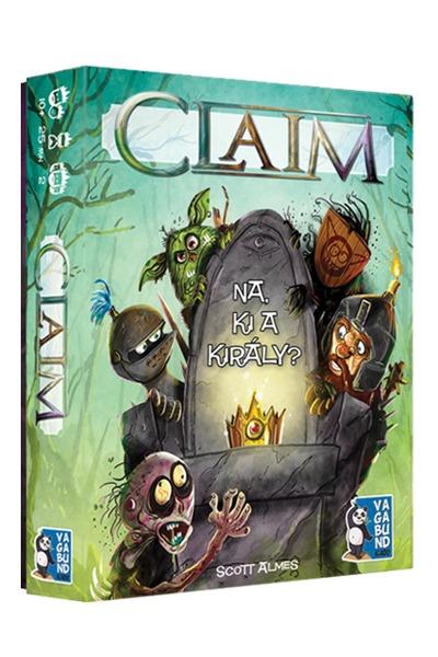 CLAIM – Na, ki a király?